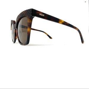 MCM 644S-214 Havana Brown Sunglasses E30